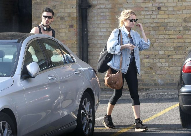 Laura Whitmore in Spandex -17