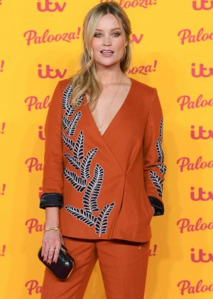 Laura Whitmore - ITV Palooza in London