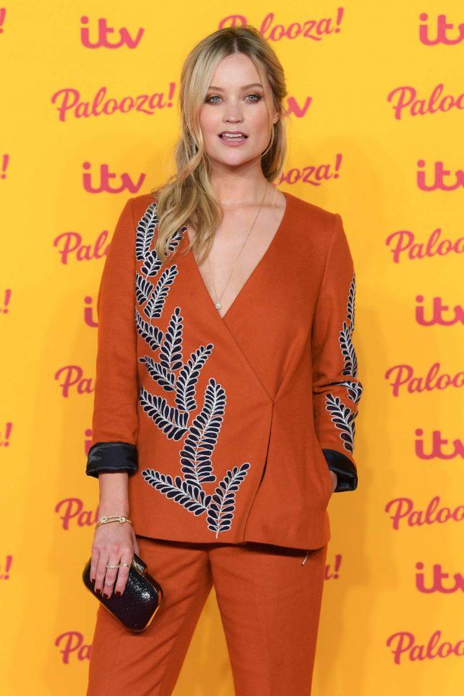 Laura Whitmore - ITV Palooza in London