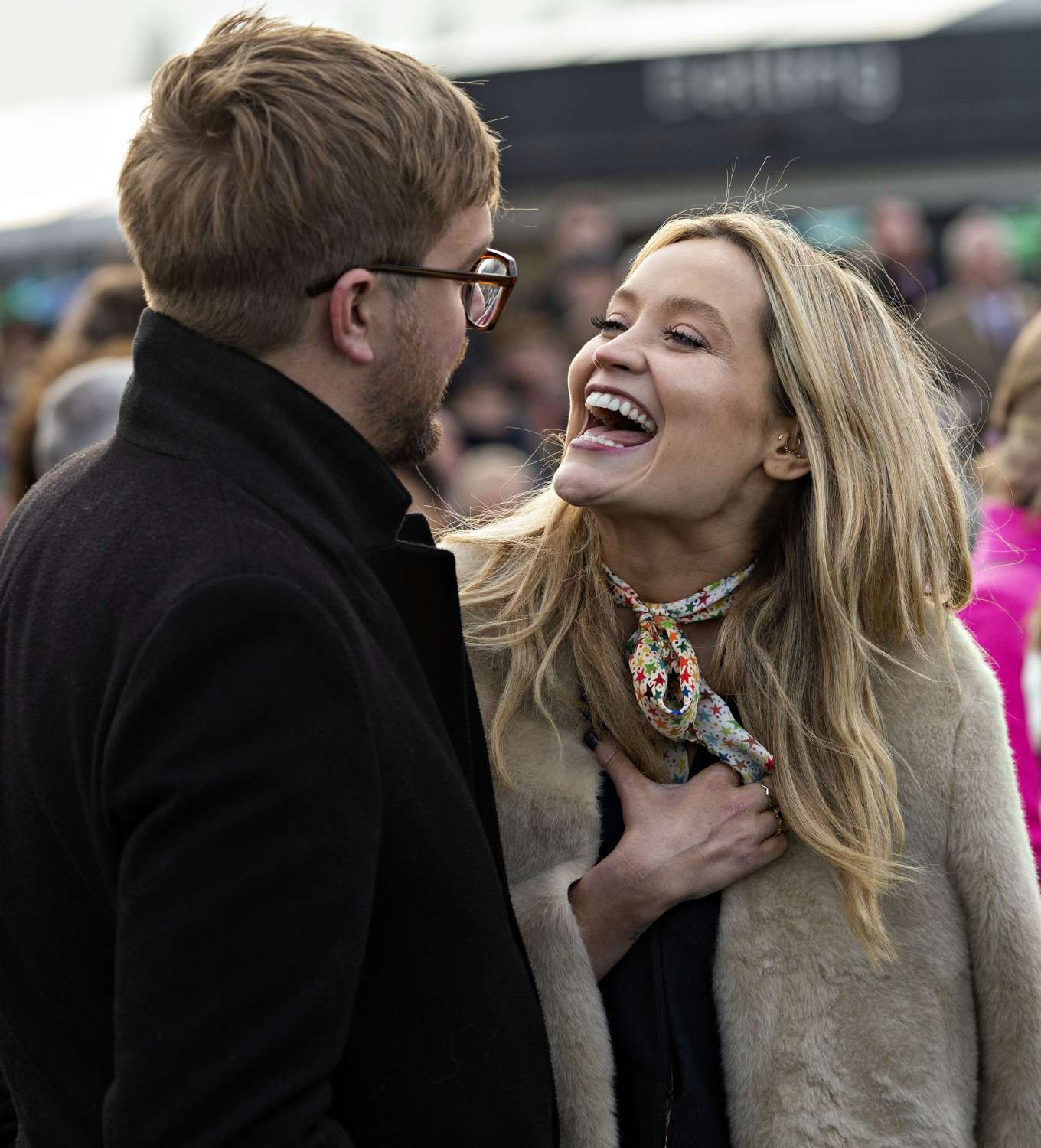 Laura Whitmore 2019 : Laura Whitmore – Ladbrokes Winter Carnival in Newbury-10