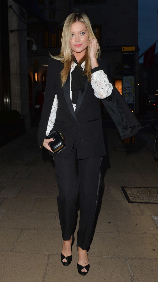 Laura Whitmore – Louise Roe Book Launch in London