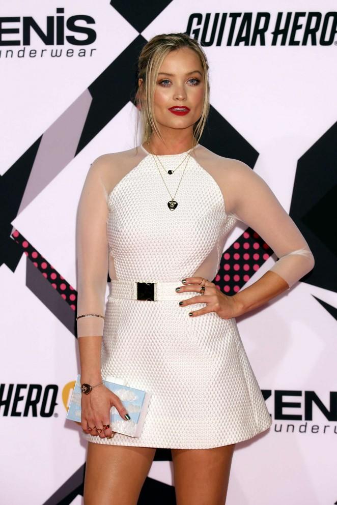 Laura Whitmore – MTV European Music Awards in Milan