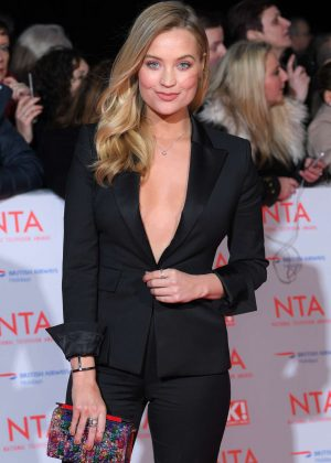 Laura Whitmore - National Television Awards 2018 in London