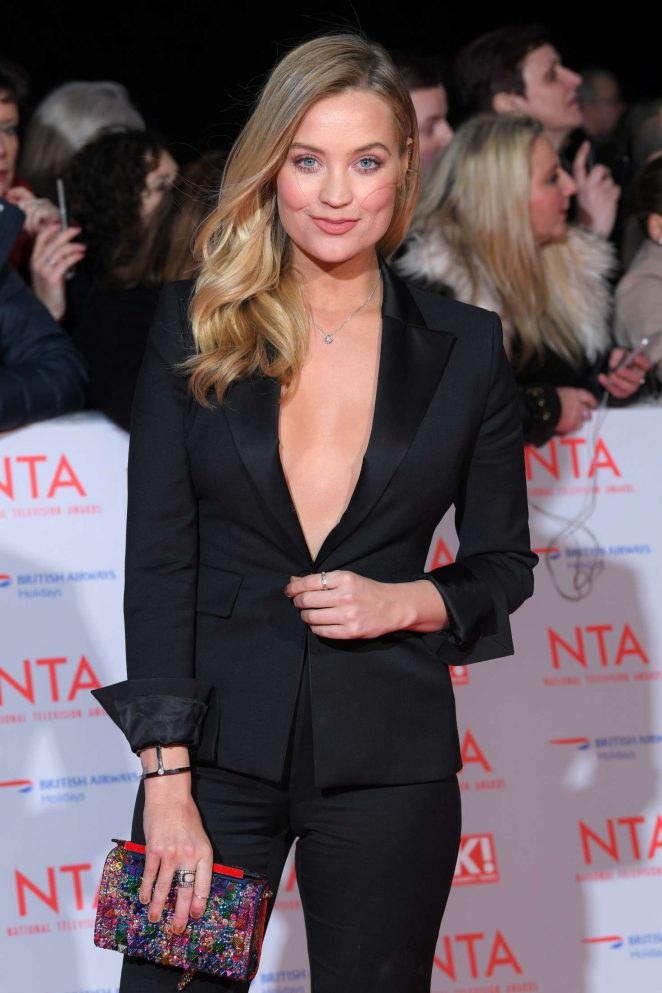 Laura Whitmore – National Television Awards 2018 in London