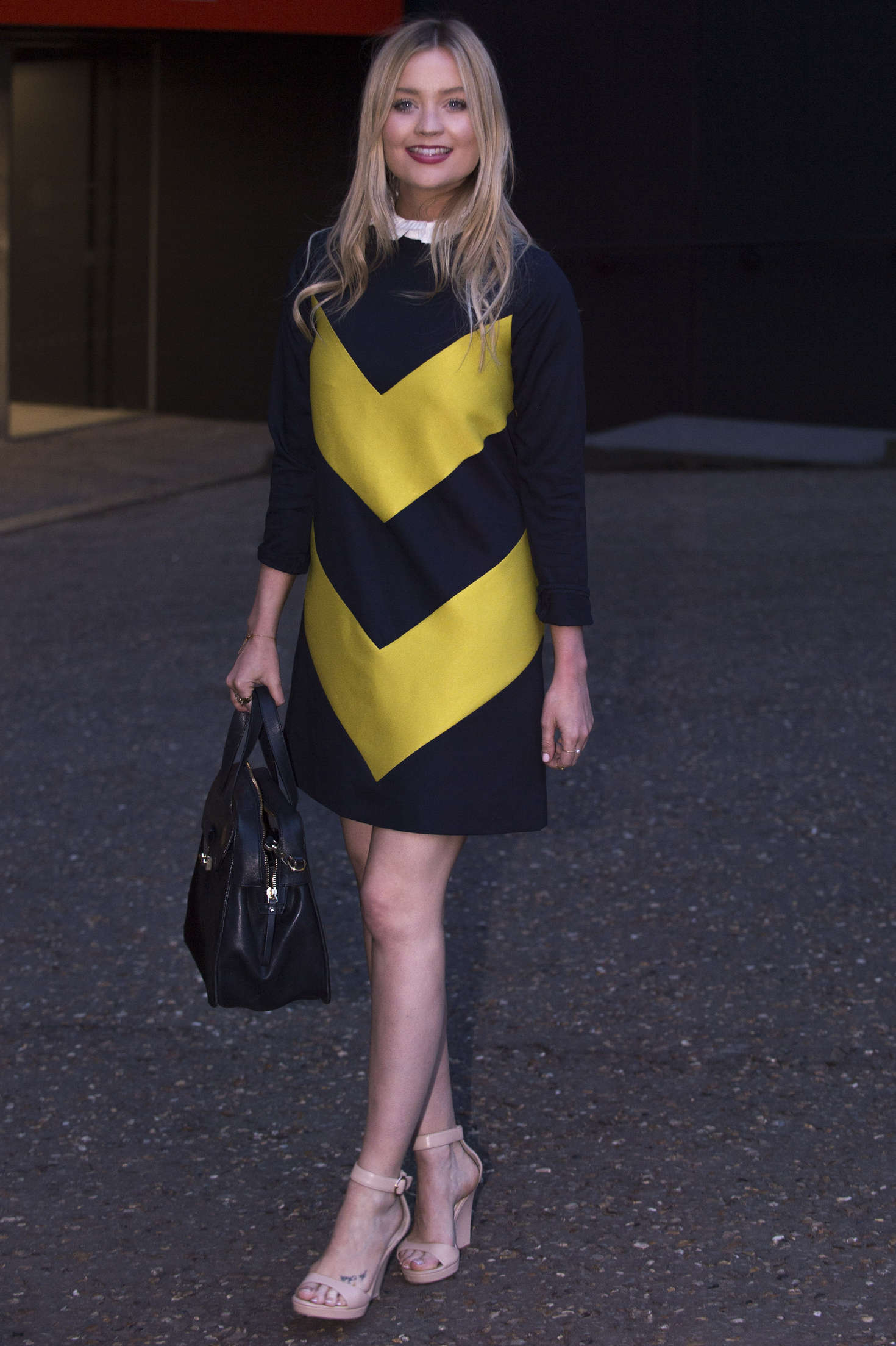 Laura Whitmore - New Tate Modern Space Opening in London
