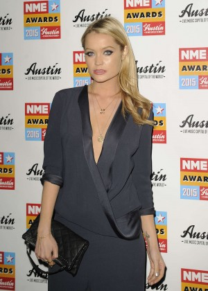 Laura Whitmore - NME Awards 2015 in London
