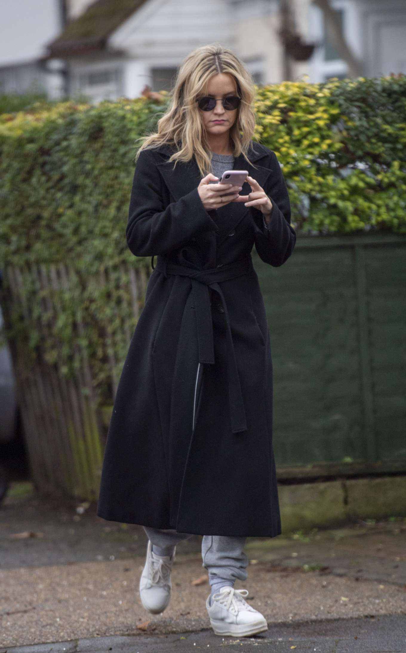Laura Whitmore - Out in London
