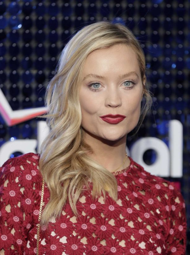 Laura Whitmore - Pictured at The Global Awards 2020 in London