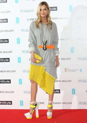 Laura Whitmore - EE and InStyle Pre-BAFTA Party 2015 in London