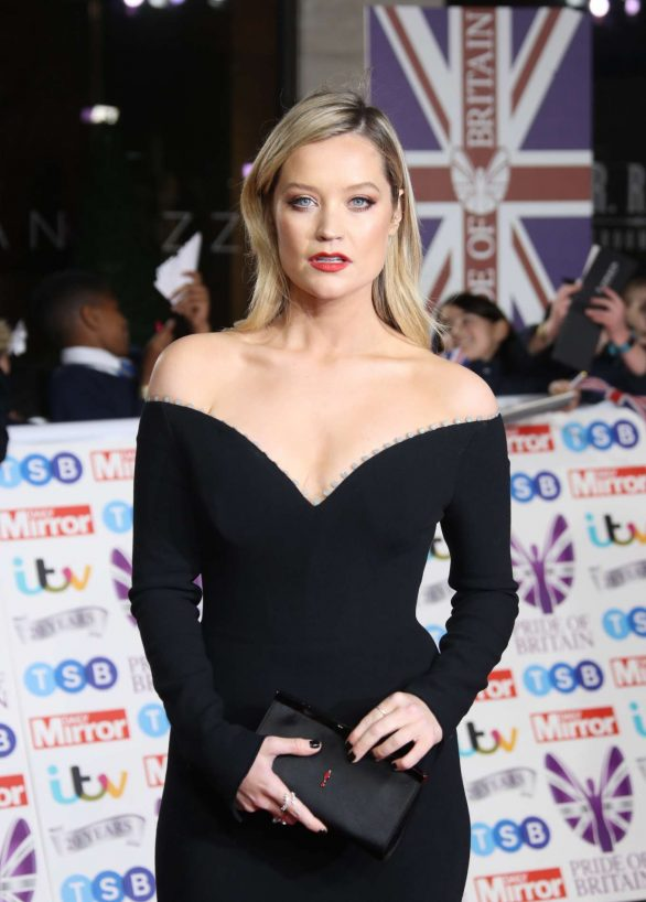 Laura Whitmore - Pride Of Britain Awards 2019 in London