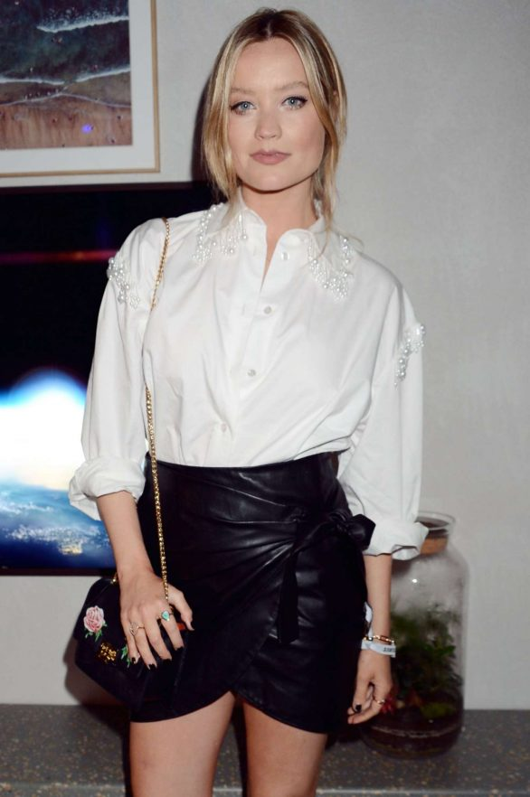 Laura Whitmore - Samsung Space Selfie Launch Party in London