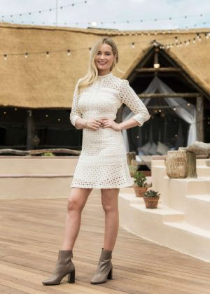 Laura Whitmore - Survival Of The Fittest Promos (February 2018)