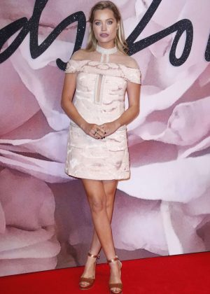 Laura Whitmore - The Fashion Awards 2016 in London
