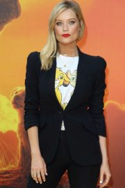 Laura Whitmore - 'The Lion King' Premiere in London