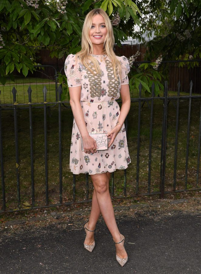 Laura Whitmore – The Serpentine Summer Party 2016 in London