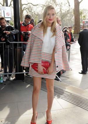 Laura Whitmore - 2015 TRIC Awards in London