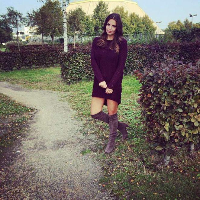 Laura Wontorra: Instagram Photos -18 - GotCeleb Katie Holmes Instagram