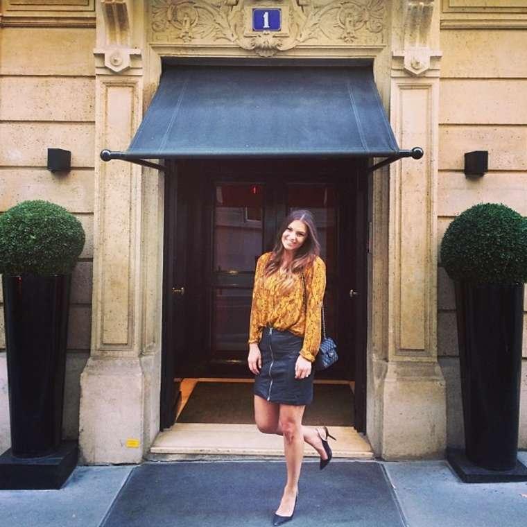 Laura Wontorra Instagram
