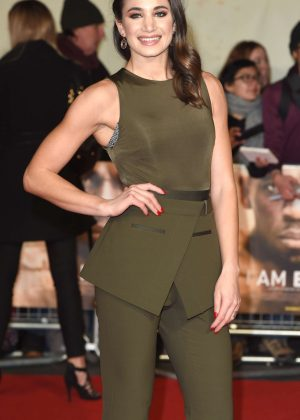Laura Wright - 'I Am Bolt' Premiere in London
