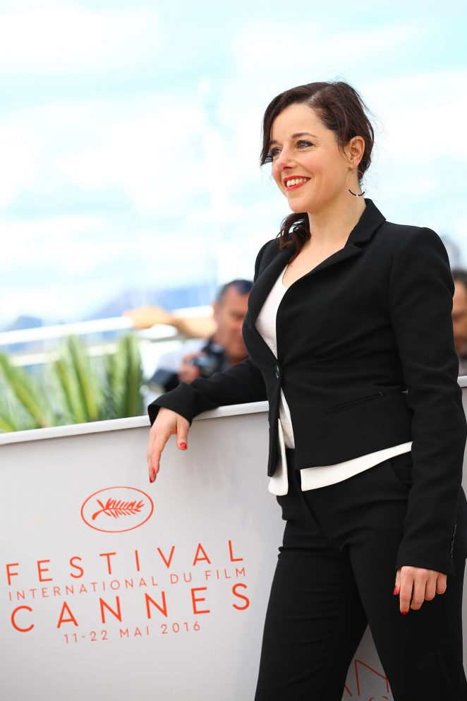 Laure Calamy - 'Staying Vertical' Photocall at 69th annual Cannes Film Festival