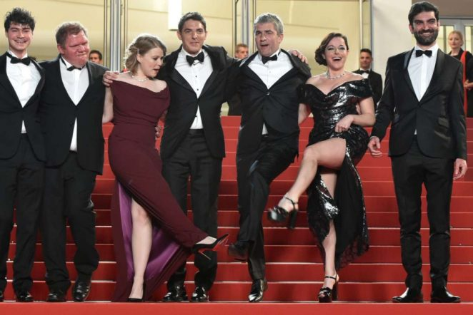 Laure Calamy - 'Staying Vertical' Premiere at 2016 Cannes Film Festival