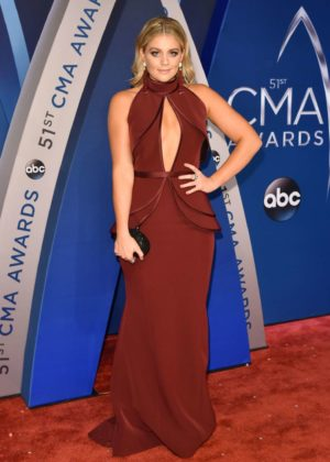 Lauren Alaina - 51st Annual CMA Awards in Nashville