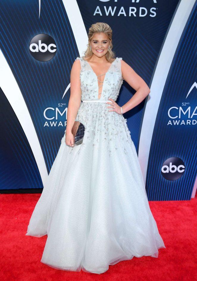 Lauren Alaina – 52nd Annual CMA Awards in Nashville