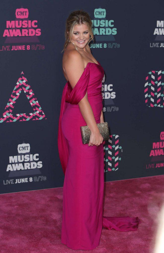Lauren Alaina - CMT Music Awards 2016 in Nashville