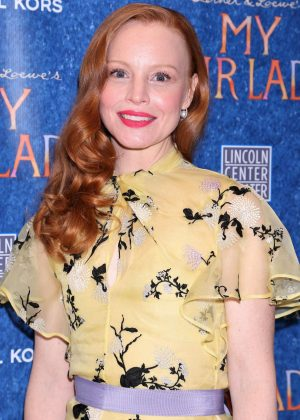 Lauren Ambrose - Lincoln Center Theater's 'My Fair Lady' Opening Night in NY