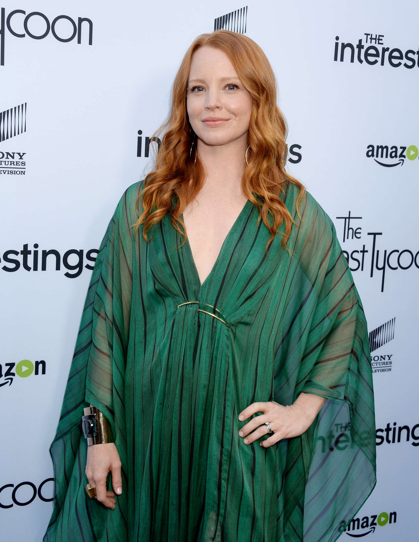 Lauren Ambrose - Sony Pictures Television Social Soiree 2016 in Culver City