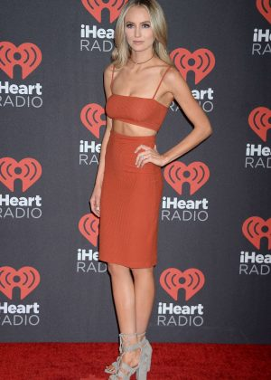 Lauren Bushnell - 2016 iHeartRadio Music Festival Day 1 in Las Vegas