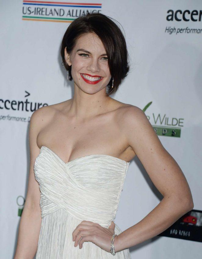 Lauren Cohan - 12th Annual Oscar Wilde Awards in Santa Monica