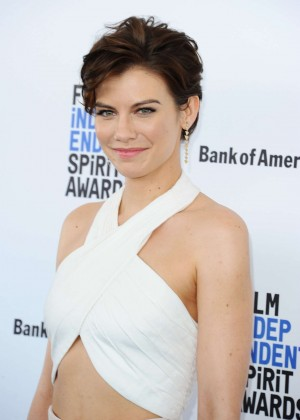 Lauren Cohan - 2016 Film Independent Spirit Awards in Santa Monica