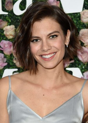 Lauren Cohan - 2017 Women In Film Max Mara Face of the Future Awards in LA