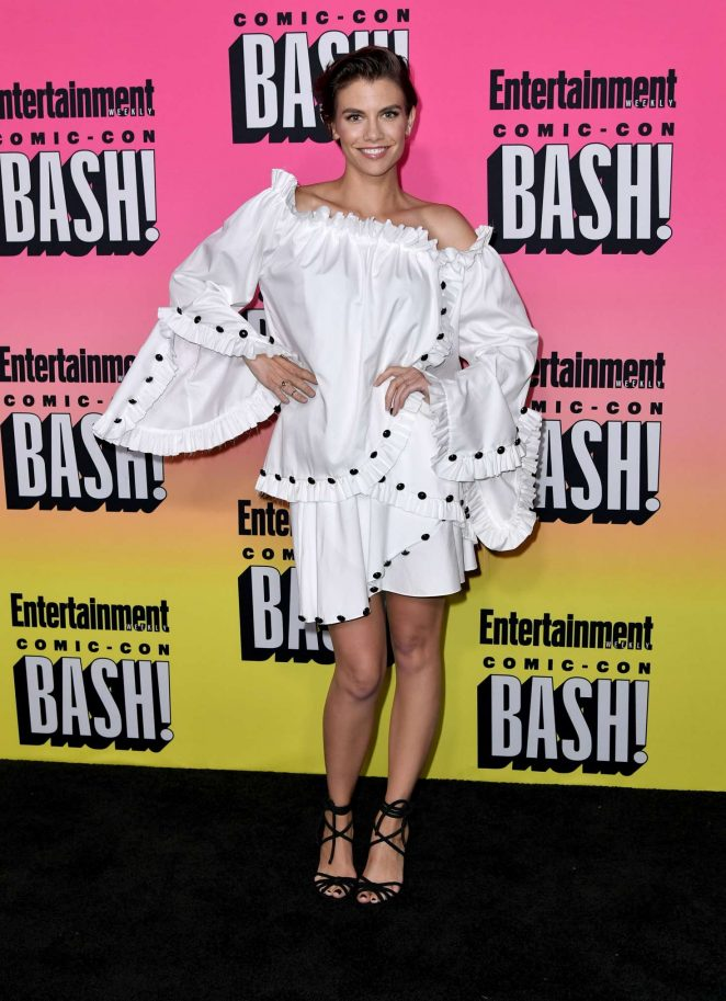 Lauren Cohan: Entertainment Weekly Annual Comic-Con Party 2016 -01