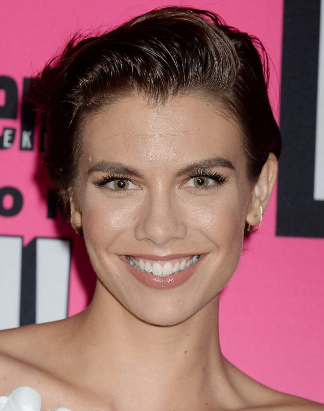 Lauren Cohan: Entertainment Weekly Annual Comic-Con Party 2016 -08