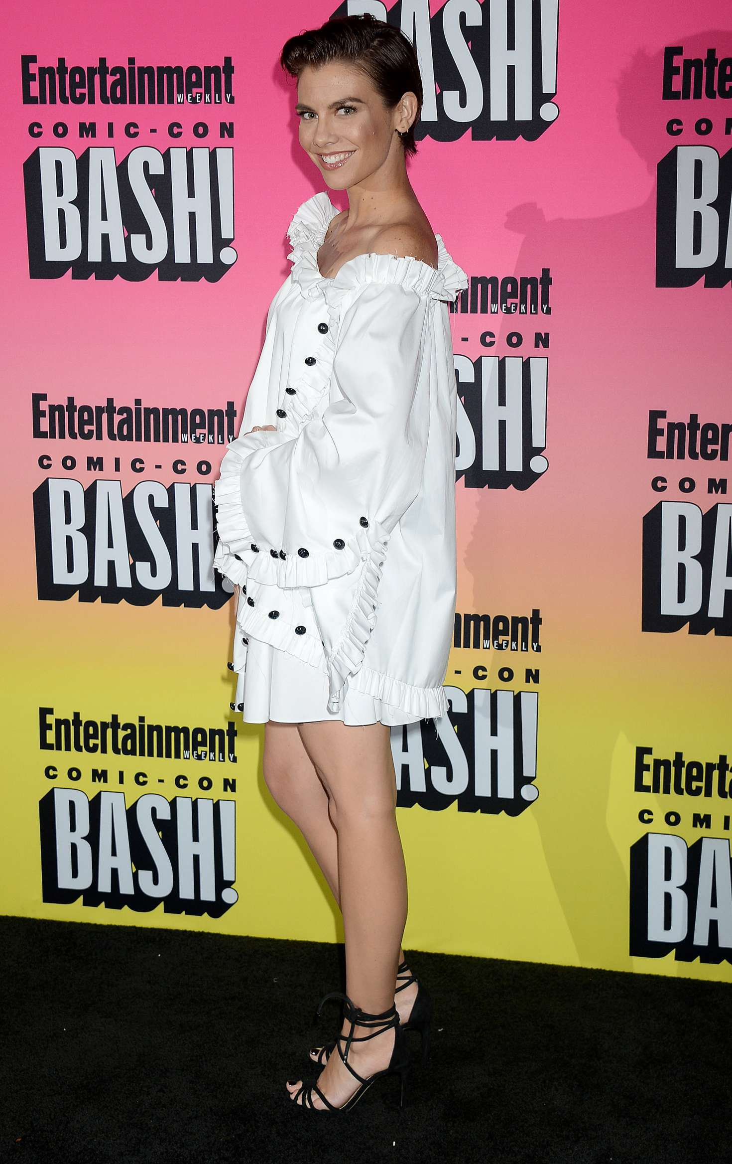 Lauren Cohan: Entertainment Weekly Annual Comic-Con Party 2016 -09