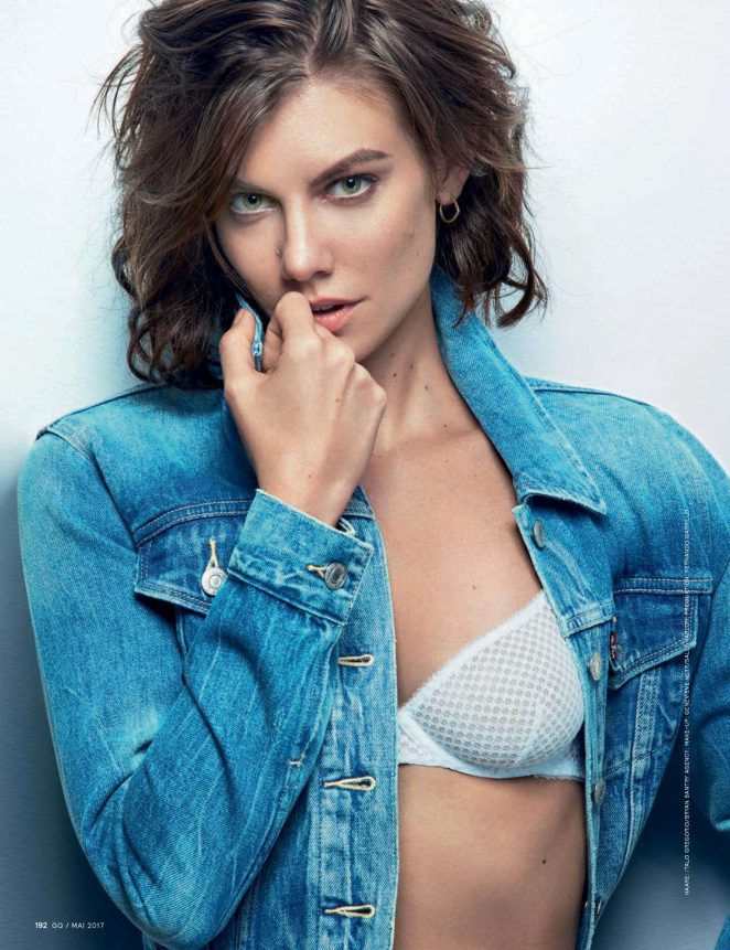 Lauren Cohan for GQ Germany Magazine (May 2017)