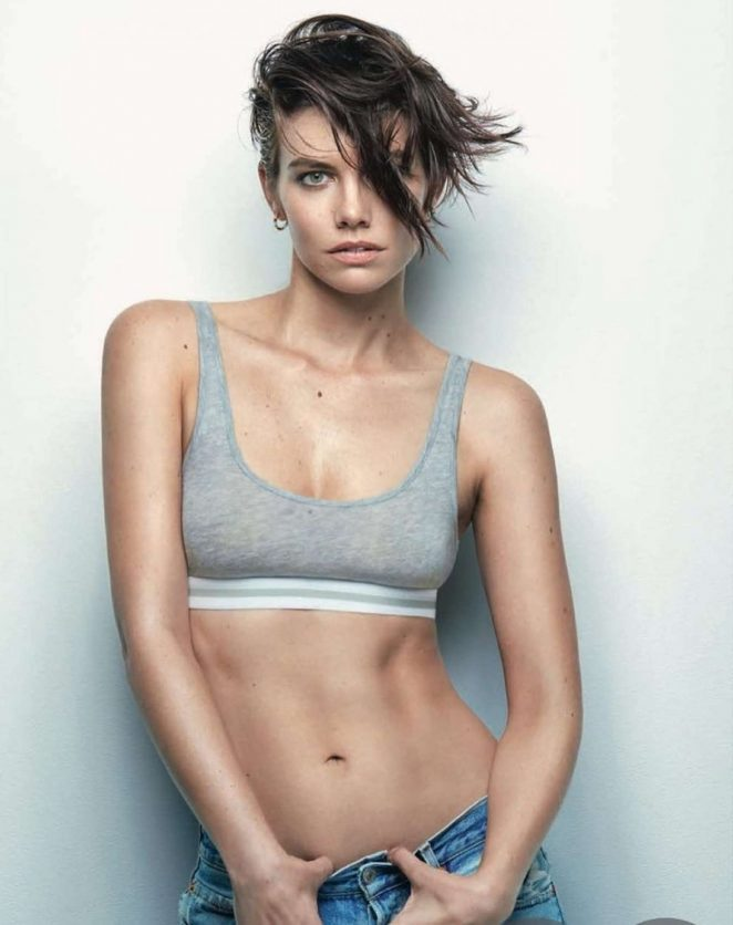 Lauren Cohan - GQ Mexico Magazine (February 2017)