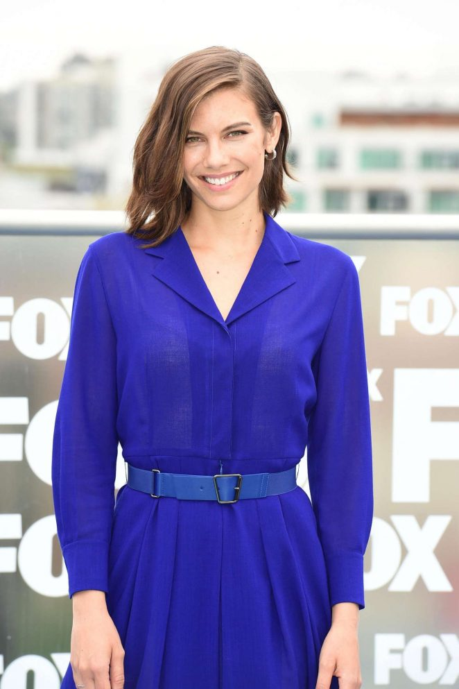 Lauren Cohan - 'The Walking Dead' Photocall at 2018 Comic-Con in San Diego