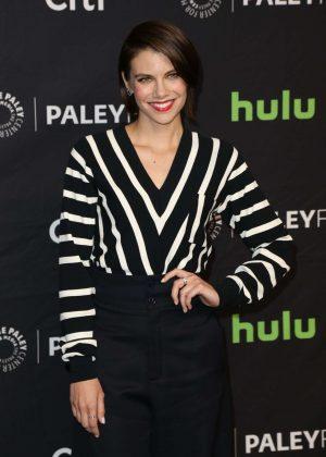 Lauren Cohan - 'The Walking Dead' TV Series Presentation for Paleyfest in LA