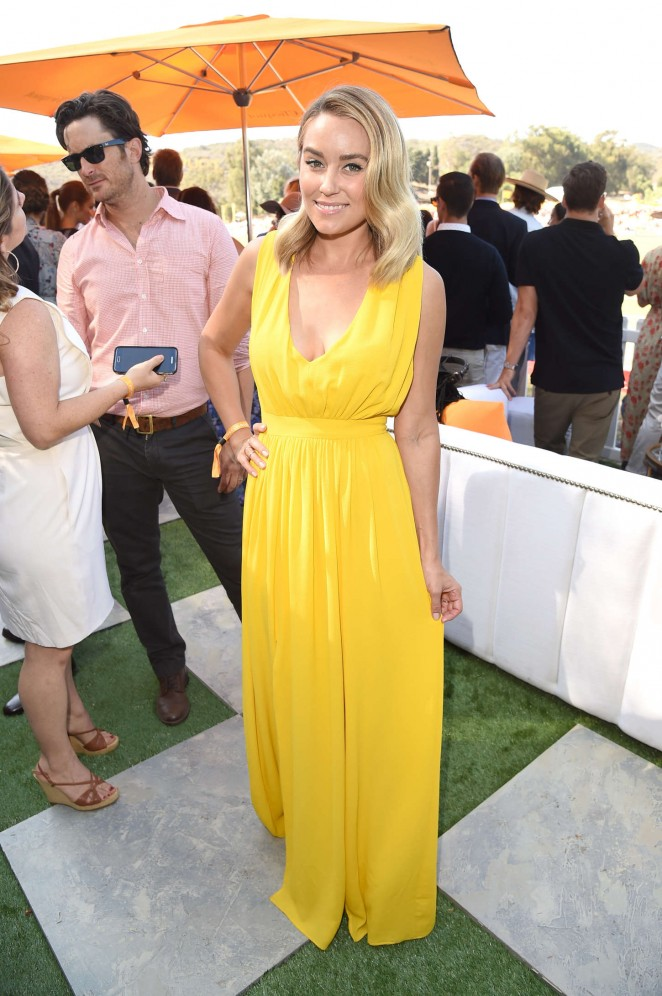 Lauren Conrad 6th Annual Veuve Clicquot Polo Classic 18 Gotceleb
