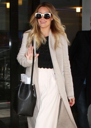 Lauren Conrad at 'Good Day New York' in NYC