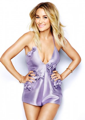 Lauren Conrad - Cosmopolitan Magazine (October 2015) adds