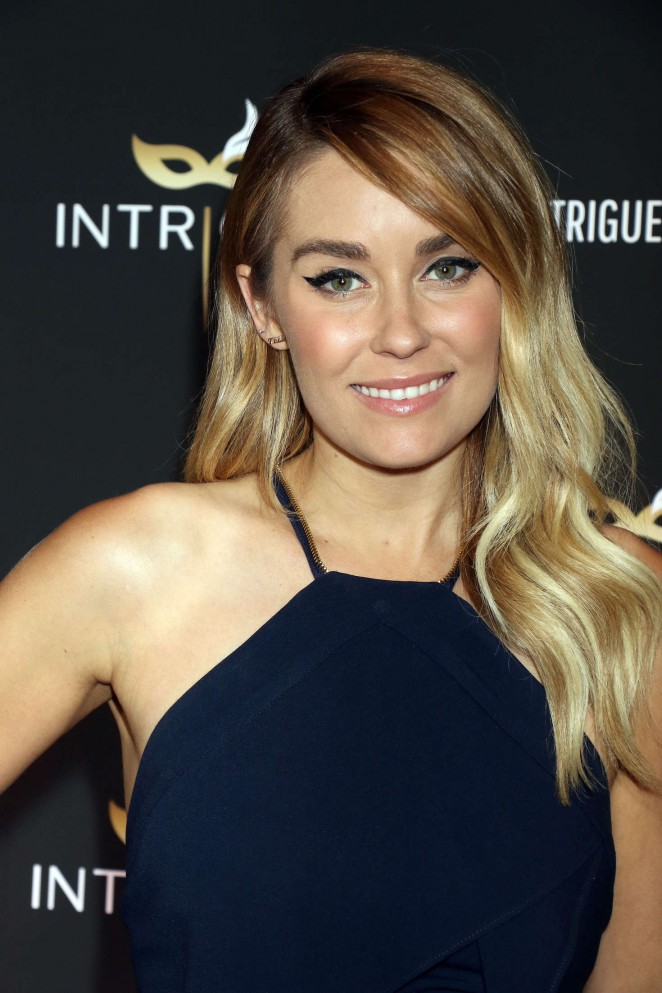 Lauren Conrad - Grand Opening Of Intrigue Nightclub in Las Vegas