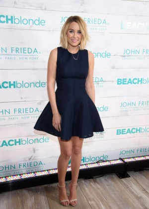 Lauren Conrad - John Frieda Hair Care Beach Blonde Collection Party in ...