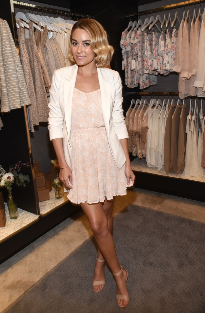 Lauren Conrad: Paper Crown Rifle Paper Co Pop-Up Shop -02