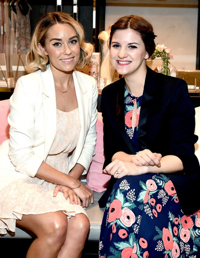 Lauren Conrad: Paper Crown Rifle Paper Co Pop-Up Shop -29