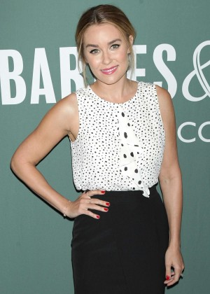 Lauren Conrad promotes her new book 'Celebrate' in Tribeca