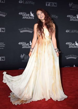 Lauren Daigle - 2018 GMA Dove Awards in Nashville